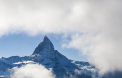 matterhorn Ελβετία Στοκ φωτογραφίες με δικαίωμα ελεύθερης χρήσης