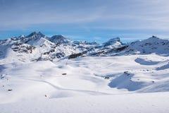 matterhorn Швейцария Стоковое фото RF