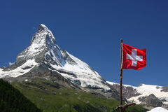 Matterhorn Photographie stock