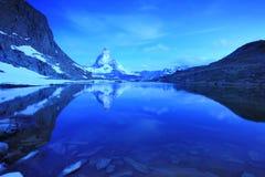 Matterhorn Fotografia de Stock