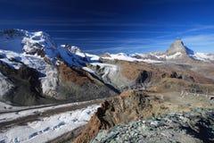 Matterhorn Fotos de archivo libres de regalías