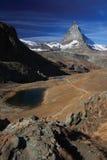 Matterhorn Foto de Stock Royalty Free