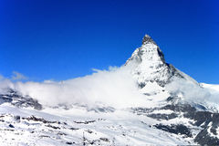 The Matterhorn Royalty Free Stock Photography