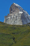The Matterhorn Royalty Free Stock Image