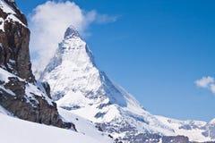 Matterhorn Stock Foto's