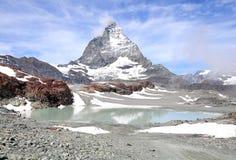 Matterhorn. Stock Photos