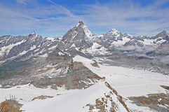 Matterhorn. Royalty Free Stock Photos