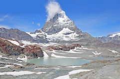 Matterhorn. Royalty Free Stock Images