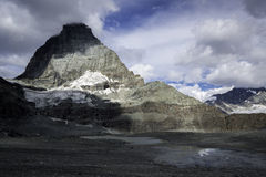 Matterhorn Royalty-vrije Stock Afbeeldingen