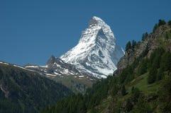 Matterhorn Arkivfoto