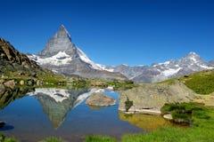 Matterhorn Obraz Royalty Free