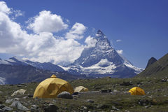 Matterhorn Stockbild