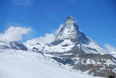 Matterhorn Photographie stock libre de droits