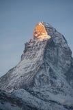 Matterhorn Fotografering för Bildbyråer
