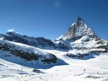 Matterhorn Imagem de Stock