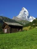 Matterhorn fotografie stock