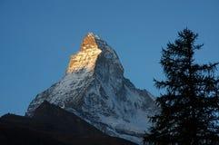 Matterhorn Stockfotos