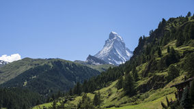 Matterhorn, Switzerland Royalty Free Stock Photography