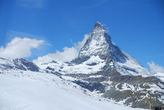Matterhorn Royalty Free Stock Photography