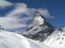 matterhorn berg Royaltyfria Bilder