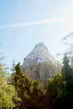 Matterhorn Bobsleds Royalty Free Stock Photography
