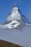 The Matterhorn Royalty Free Stock Images