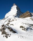 Matterhorn mountain Royalty Free Stock Photography