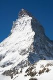 Matterhorn mountain Royalty Free Stock Photography