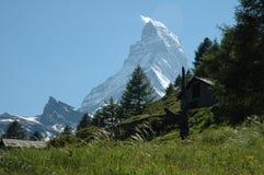 Matterhorn Royalty Free Stock Photography