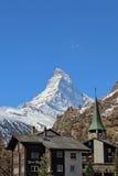Matterhorn Peak Royalty Free Stock Photos