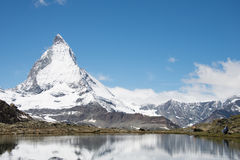 Matterhorn. This is a photo of Matterhorn in Switzerland Royalty Free Stock Image