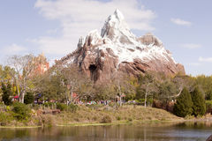 Matterhorn Ride Stock Image