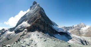 Matterhorn, Suisse Image stock