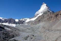 Matterhorn Suisse Images stock