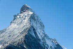 Matterhorn, Suiza Foto de archivo