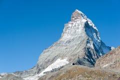 Matterhorn, Suiza Foto de archivo libre de regalías