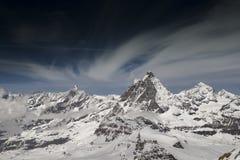 Matterhorn Royalty Free Stock Image