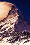 Matterhorn, Swiss alps Stock Photography