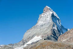 Matterhorn, Switzerland Foto de Stock Royalty Free