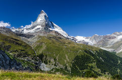 Matterhorn, Switzerland Royalty Free Stock Images