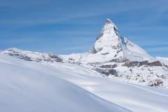 Matterhorn, Switzerland. Stock Photos