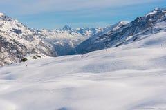 Matterhorn, Switzerland. Royalty Free Stock Image