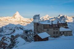 Matterhorn, Switzerland. Stock Images