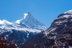 Matterhorn, Switzerland. Stock Photography
