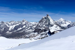 Matterhorn, Switzerland Stock Images