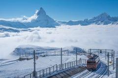 matterhorn Szwajcarii Zdjęcia Stock