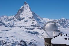 matterhorn Szwajcarii Zdjęcie Royalty Free