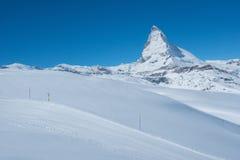 matterhorn Szwajcarii Obraz Royalty Free