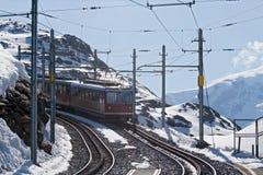 Matterhorn Tram Royalty Free Stock Image