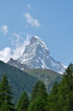 Matterhorn Stock Photo